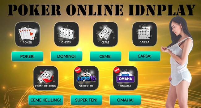 Poker Online IDNPLAY Cara Registrasi