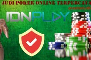 Situs Judi Poker Online Terpercaya 2019